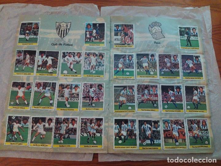 Álbum de fútbol completo: ÁLBUM LIGA 81-82 ED. ESTE. COMPLETO - Foto 11 - 104620099
