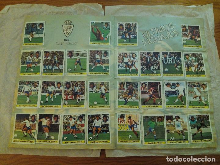 Álbum de fútbol completo: ÁLBUM LIGA 81-82 ED. ESTE. COMPLETO - Foto 13 - 104620099