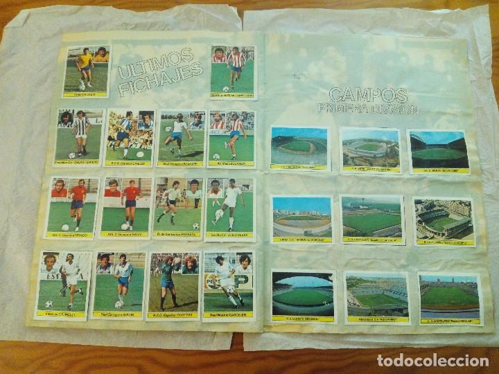 Álbum de fútbol completo: ÁLBUM LIGA 81-82 ED. ESTE. COMPLETO - Foto 14 - 104620099