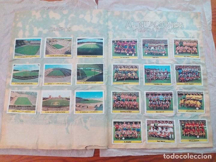 Álbum de fútbol completo: ÁLBUM LIGA 81-82 ED. ESTE. COMPLETO - Foto 15 - 104620099