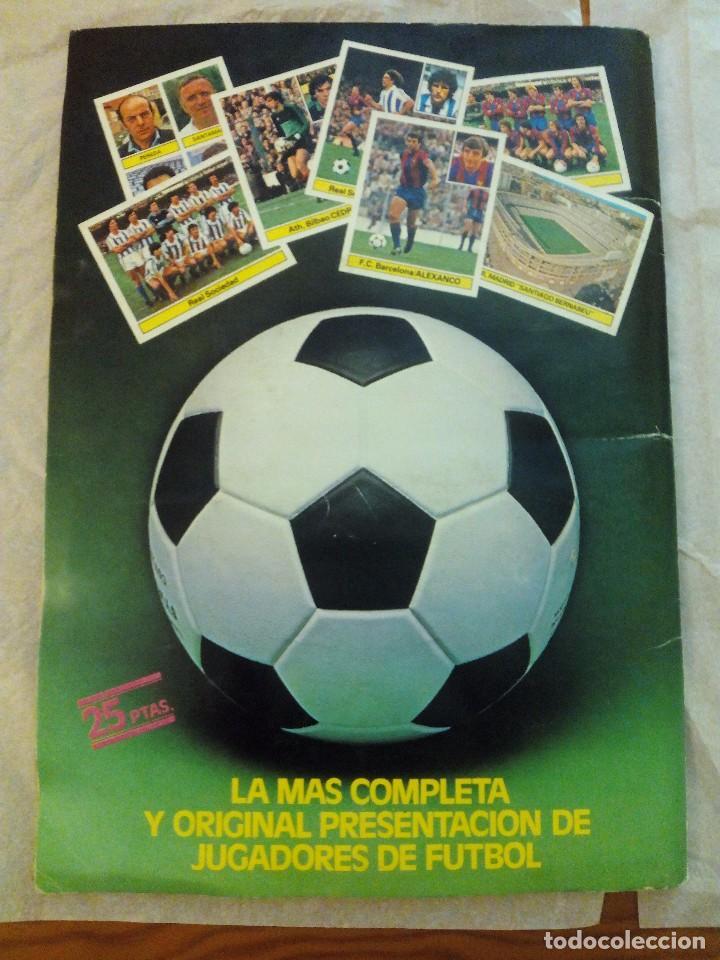 Álbum de fútbol completo: ÁLBUM LIGA 81-82 ED. ESTE. COMPLETO - Foto 17 - 104620099