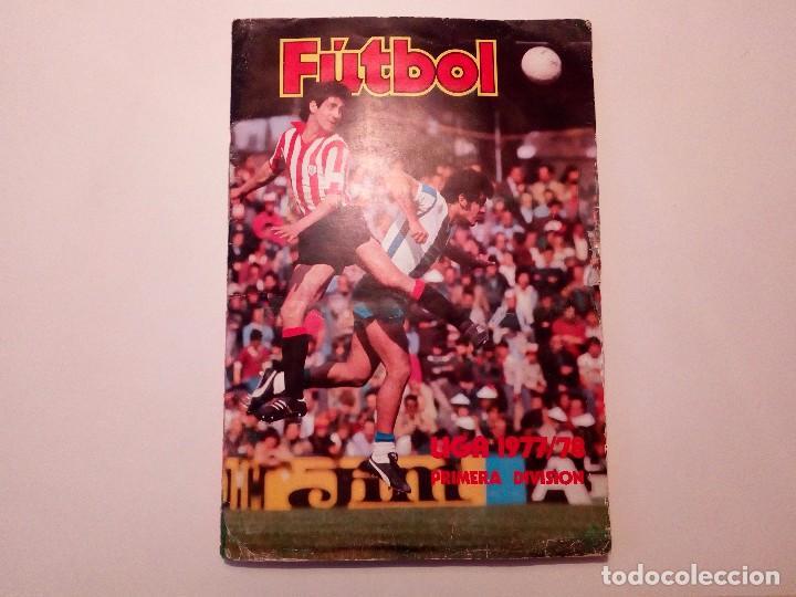 ALBUM FUTBOL LIGA EDICIONES ESTE 1977-1978 / 77-78. COMPLETO 378 CROMOS (Coleccionismo Deportivo - Álbumes y Cromos de Deportes - Álbumes de Fútbol Completos)