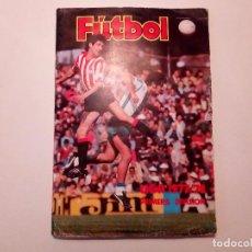 Álbum de fútbol completo: ALBUM FUTBOL LIGA EDICIONES ESTE 1977-1978 / 77-78. COMPLETO 378 CROMOS. Lote 105164599