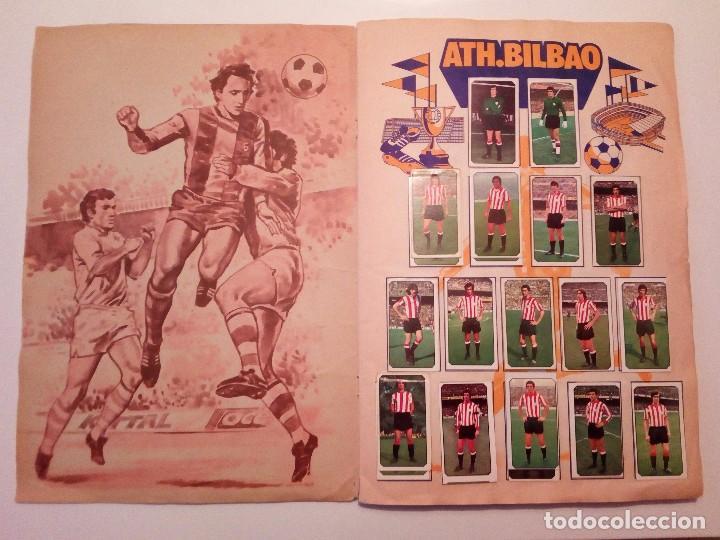 Álbum de fútbol completo: ALBUM FUTBOL LIGA EDICIONES ESTE 1977-1978 / 77-78. COMPLETO 378 CROMOS - Foto 2 - 105164599
