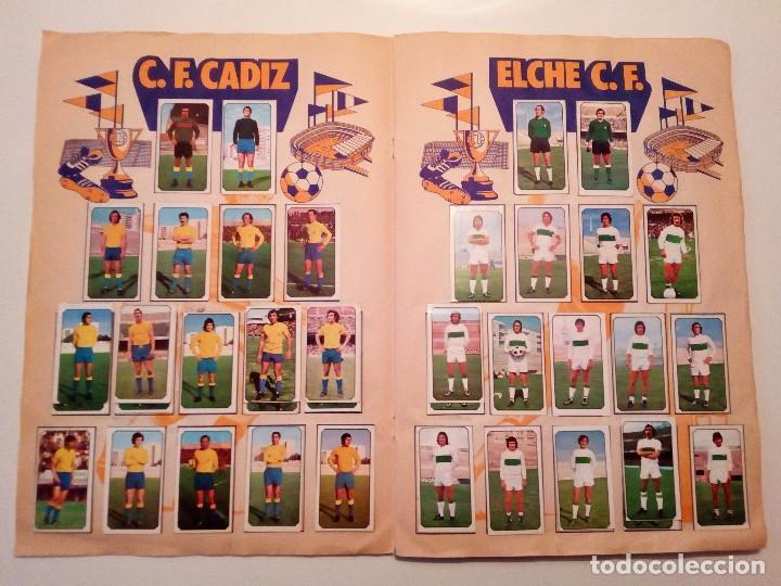 Álbum de fútbol completo: ALBUM FUTBOL LIGA EDICIONES ESTE 1977-1978 / 77-78. COMPLETO 378 CROMOS - Foto 4 - 105164599