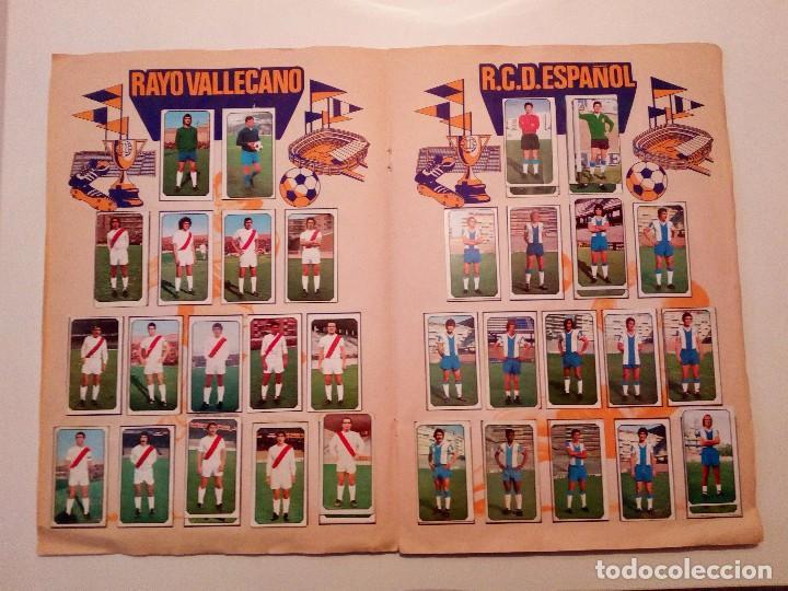 Álbum de fútbol completo: ALBUM FUTBOL LIGA EDICIONES ESTE 1977-1978 / 77-78. COMPLETO 378 CROMOS - Foto 6 - 105164599