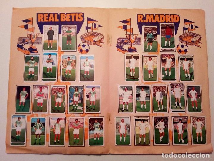 Álbum de fútbol completo: ALBUM FUTBOL LIGA EDICIONES ESTE 1977-1978 / 77-78. COMPLETO 378 CROMOS - Foto 7 - 105164599