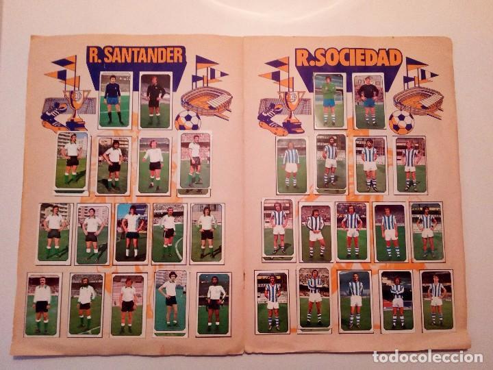 Álbum de fútbol completo: ALBUM FUTBOL LIGA EDICIONES ESTE 1977-1978 / 77-78. COMPLETO 378 CROMOS - Foto 8 - 105164599
