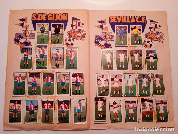 Álbum de fútbol completo: ALBUM FUTBOL LIGA EDICIONES ESTE 1977-1978 / 77-78. COMPLETO 378 CROMOS - Foto 9 - 105164599