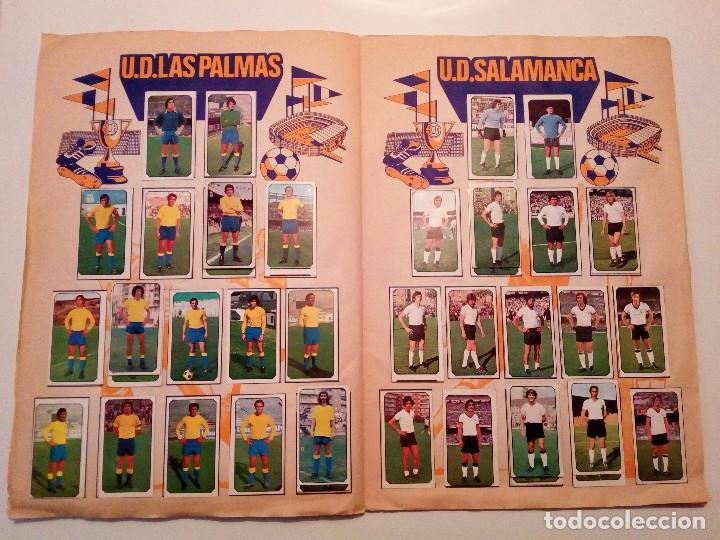Álbum de fútbol completo: ALBUM FUTBOL LIGA EDICIONES ESTE 1977-1978 / 77-78. COMPLETO 378 CROMOS - Foto 10 - 105164599