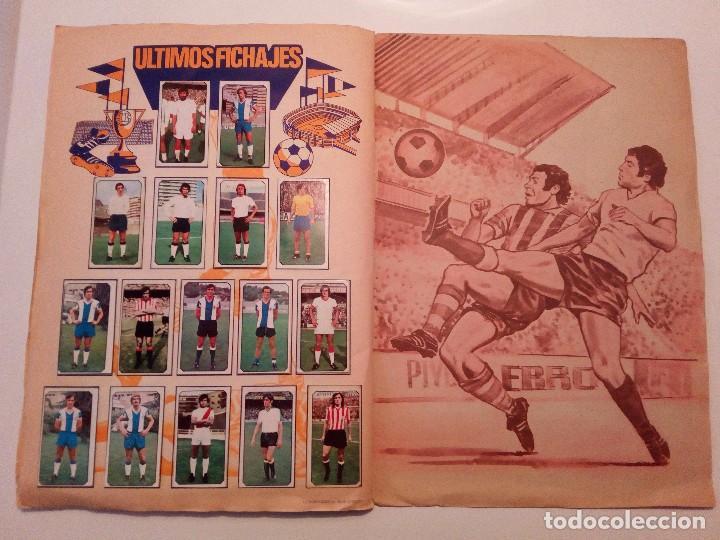 Álbum de fútbol completo: ALBUM FUTBOL LIGA EDICIONES ESTE 1977-1978 / 77-78. COMPLETO 378 CROMOS - Foto 12 - 105164599