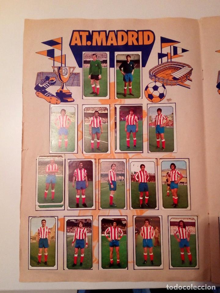 Álbum de fútbol completo: ALBUM FUTBOL LIGA EDICIONES ESTE 1977-1978 / 77-78. COMPLETO 378 CROMOS - Foto 14 - 105164599