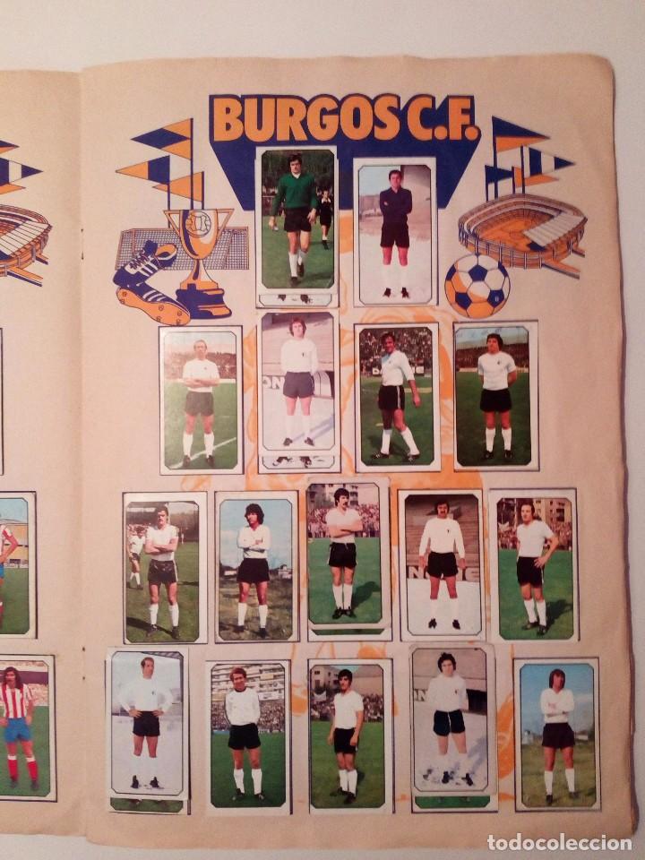 Álbum de fútbol completo: ALBUM FUTBOL LIGA EDICIONES ESTE 1977-1978 / 77-78. COMPLETO 378 CROMOS - Foto 15 - 105164599