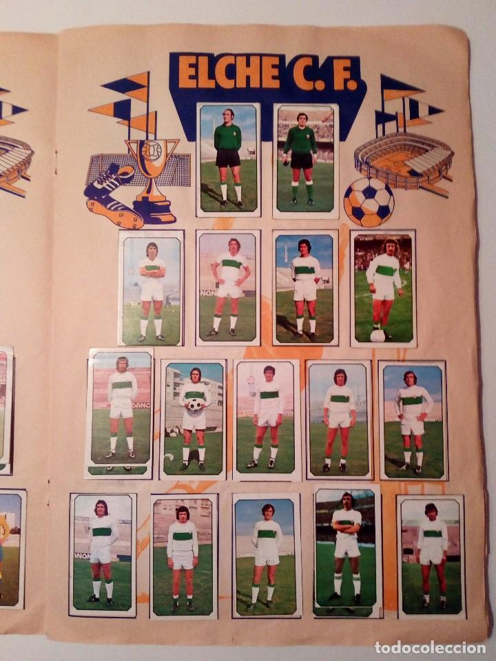 Álbum de fútbol completo: ALBUM FUTBOL LIGA EDICIONES ESTE 1977-1978 / 77-78. COMPLETO 378 CROMOS - Foto 17 - 105164599