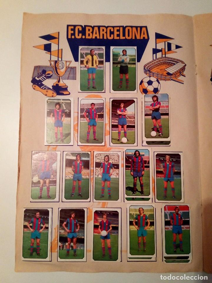Álbum de fútbol completo: ALBUM FUTBOL LIGA EDICIONES ESTE 1977-1978 / 77-78. COMPLETO 378 CROMOS - Foto 18 - 105164599