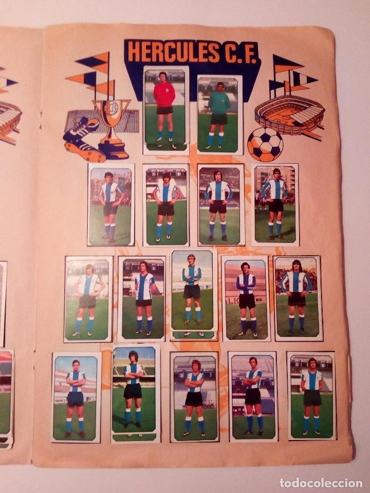 Álbum de fútbol completo: ALBUM FUTBOL LIGA EDICIONES ESTE 1977-1978 / 77-78. COMPLETO 378 CROMOS - Foto 19 - 105164599