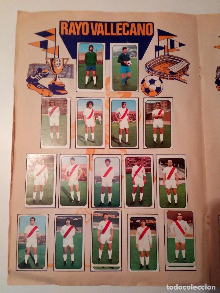 Álbum de fútbol completo: ALBUM FUTBOL LIGA EDICIONES ESTE 1977-1978 / 77-78. COMPLETO 378 CROMOS - Foto 20 - 105164599