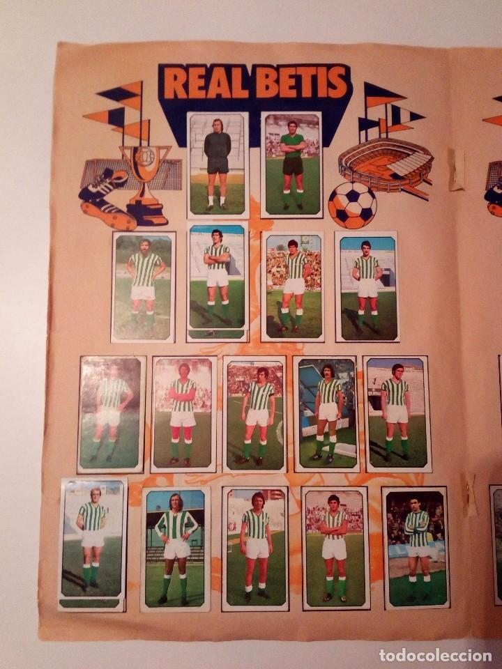 Álbum de fútbol completo: ALBUM FUTBOL LIGA EDICIONES ESTE 1977-1978 / 77-78. COMPLETO 378 CROMOS - Foto 22 - 105164599