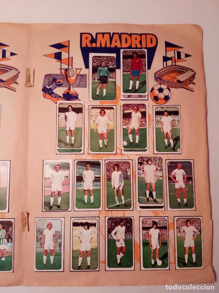 Álbum de fútbol completo: ALBUM FUTBOL LIGA EDICIONES ESTE 1977-1978 / 77-78. COMPLETO 378 CROMOS - Foto 23 - 105164599