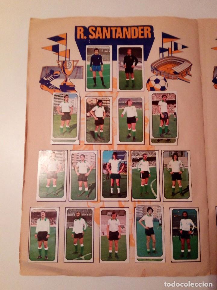 Álbum de fútbol completo: ALBUM FUTBOL LIGA EDICIONES ESTE 1977-1978 / 77-78. COMPLETO 378 CROMOS - Foto 24 - 105164599