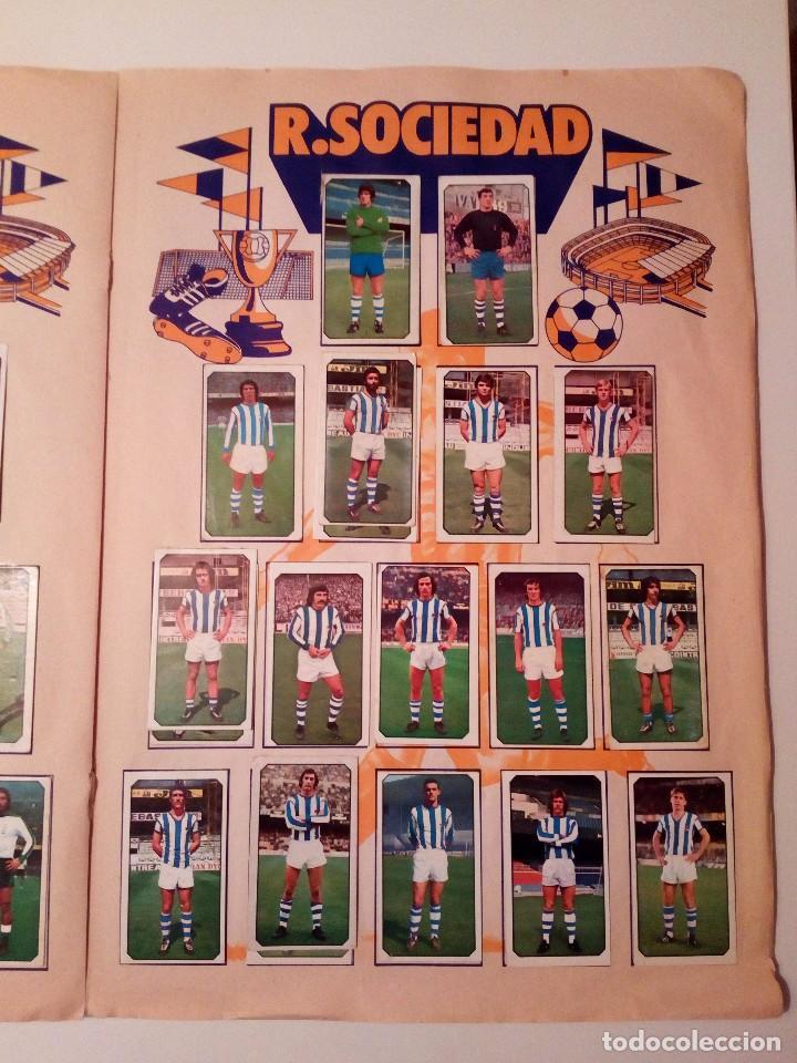 Álbum de fútbol completo: ALBUM FUTBOL LIGA EDICIONES ESTE 1977-1978 / 77-78. COMPLETO 378 CROMOS - Foto 25 - 105164599