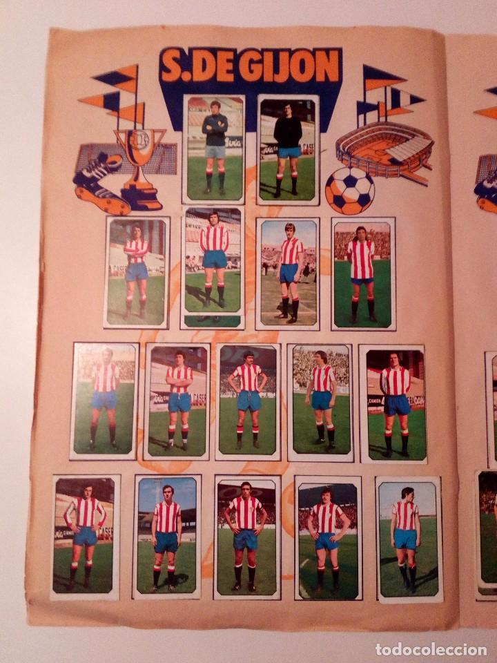 Álbum de fútbol completo: ALBUM FUTBOL LIGA EDICIONES ESTE 1977-1978 / 77-78. COMPLETO 378 CROMOS - Foto 26 - 105164599