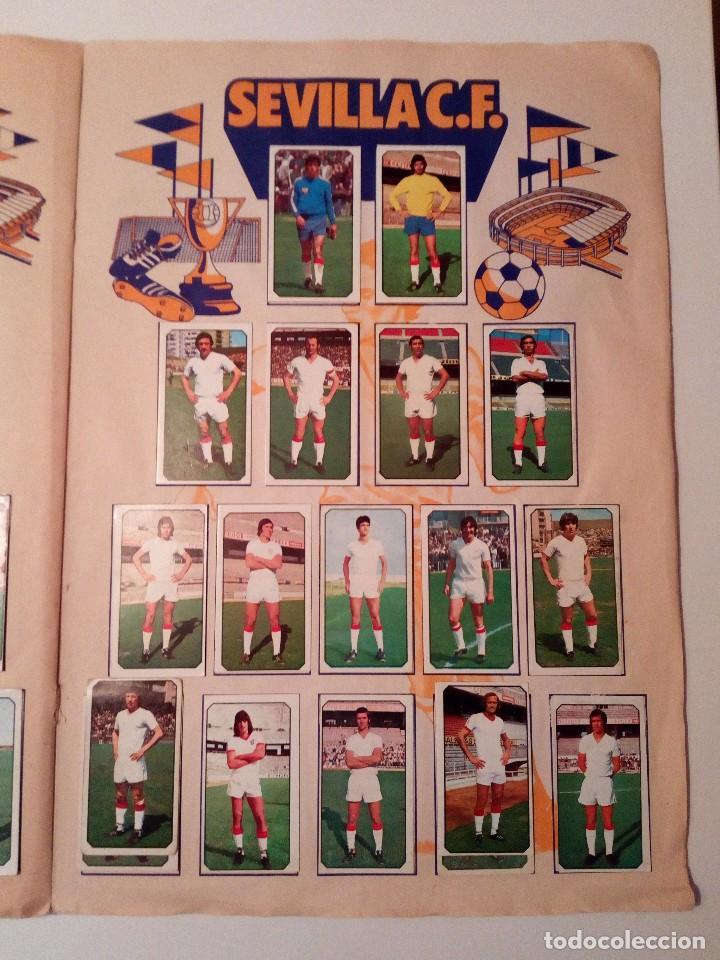 Álbum de fútbol completo: ALBUM FUTBOL LIGA EDICIONES ESTE 1977-1978 / 77-78. COMPLETO 378 CROMOS - Foto 27 - 105164599