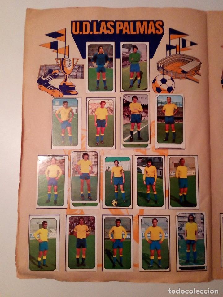 Álbum de fútbol completo: ALBUM FUTBOL LIGA EDICIONES ESTE 1977-1978 / 77-78. COMPLETO 378 CROMOS - Foto 28 - 105164599