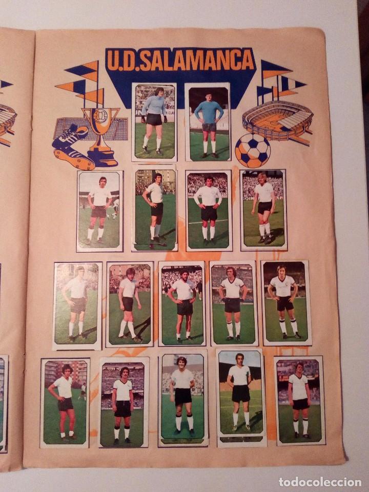 Álbum de fútbol completo: ALBUM FUTBOL LIGA EDICIONES ESTE 1977-1978 / 77-78. COMPLETO 378 CROMOS - Foto 29 - 105164599