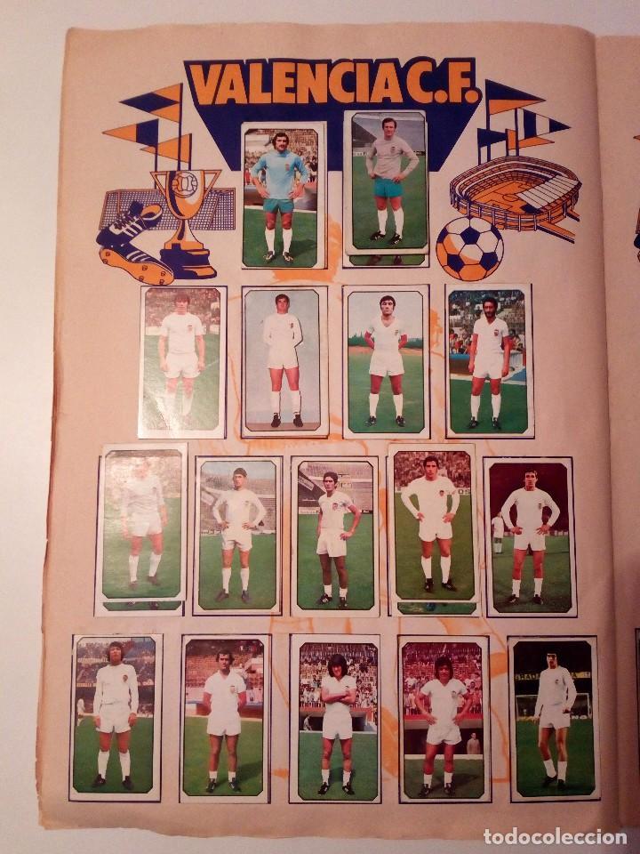 Álbum de fútbol completo: ALBUM FUTBOL LIGA EDICIONES ESTE 1977-1978 / 77-78. COMPLETO 378 CROMOS - Foto 30 - 105164599