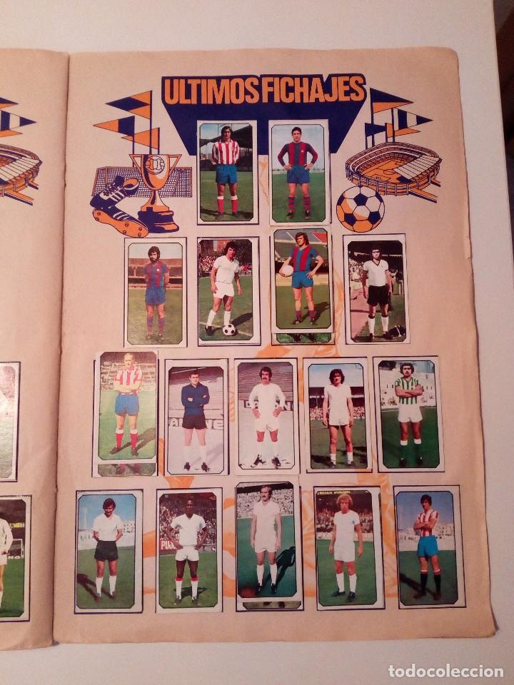Álbum de fútbol completo: ALBUM FUTBOL LIGA EDICIONES ESTE 1977-1978 / 77-78. COMPLETO 378 CROMOS - Foto 31 - 105164599
