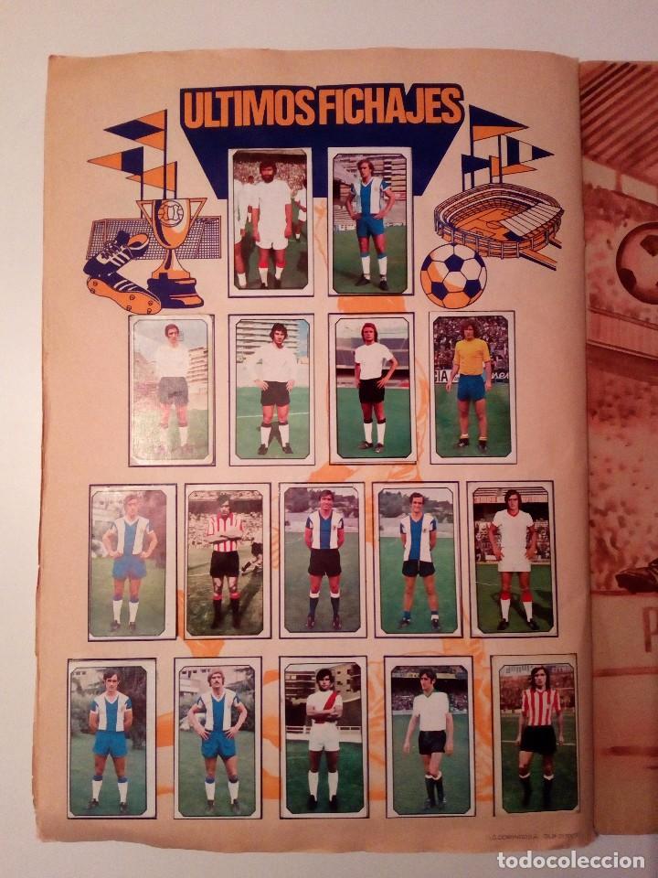 Álbum de fútbol completo: ALBUM FUTBOL LIGA EDICIONES ESTE 1977-1978 / 77-78. COMPLETO 378 CROMOS - Foto 32 - 105164599