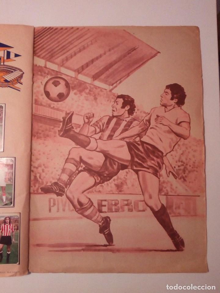 Álbum de fútbol completo: ALBUM FUTBOL LIGA EDICIONES ESTE 1977-1978 / 77-78. COMPLETO 378 CROMOS - Foto 33 - 105164599