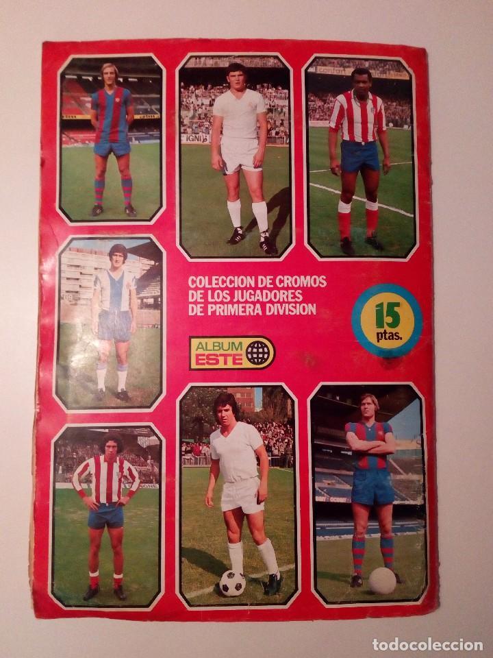 Álbum de fútbol completo: ALBUM FUTBOL LIGA EDICIONES ESTE 1977-1978 / 77-78. COMPLETO 378 CROMOS - Foto 34 - 105164599