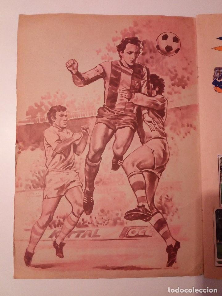 Álbum de fútbol completo: ALBUM FUTBOL LIGA EDICIONES ESTE 1977-1978 / 77-78. COMPLETO 378 CROMOS - Foto 36 - 105164599