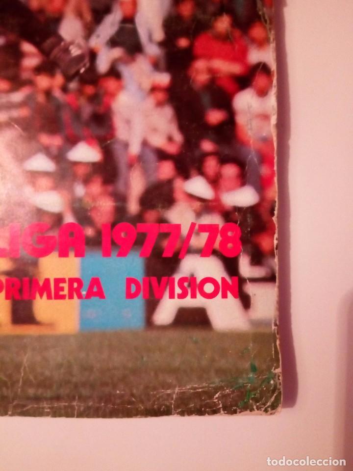 Álbum de fútbol completo: ALBUM FUTBOL LIGA EDICIONES ESTE 1977-1978 / 77-78. COMPLETO 378 CROMOS - Foto 38 - 105164599