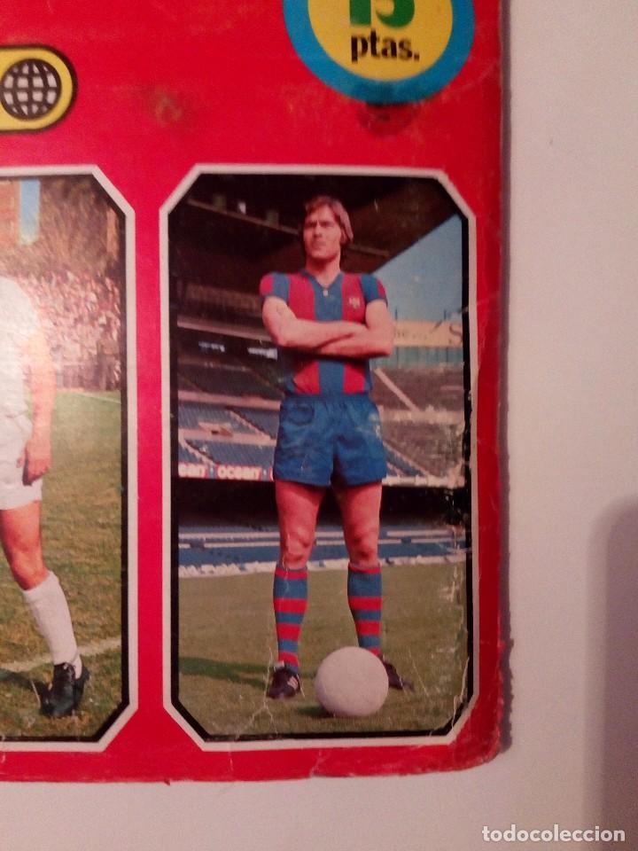 Álbum de fútbol completo: ALBUM FUTBOL LIGA EDICIONES ESTE 1977-1978 / 77-78. COMPLETO 378 CROMOS - Foto 40 - 105164599
