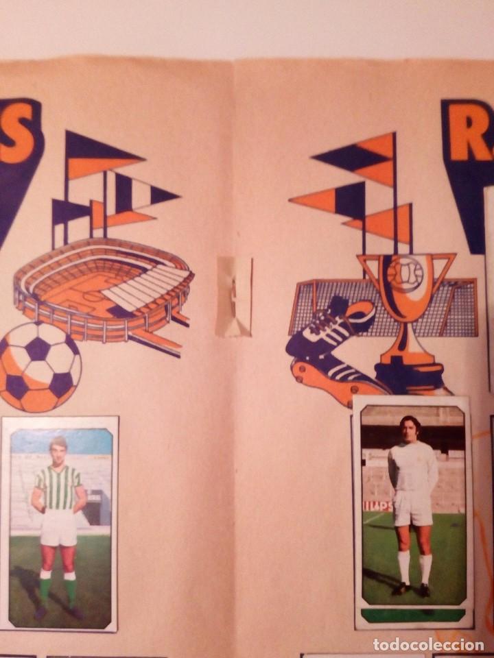 Álbum de fútbol completo: ALBUM FUTBOL LIGA EDICIONES ESTE 1977-1978 / 77-78. COMPLETO 378 CROMOS - Foto 42 - 105164599