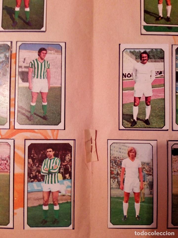 Álbum de fútbol completo: ALBUM FUTBOL LIGA EDICIONES ESTE 1977-1978 / 77-78. COMPLETO 378 CROMOS - Foto 43 - 105164599