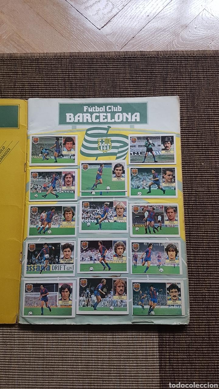 Álbum de fútbol completo: ÁLBUM COMPLETO LIGA ESTE 84 85 1984 1985 CON FRANCIS, SALVA, ADRIANO, BUYO, PATON Y DIFICILES LEER - Foto 2 - 105575507