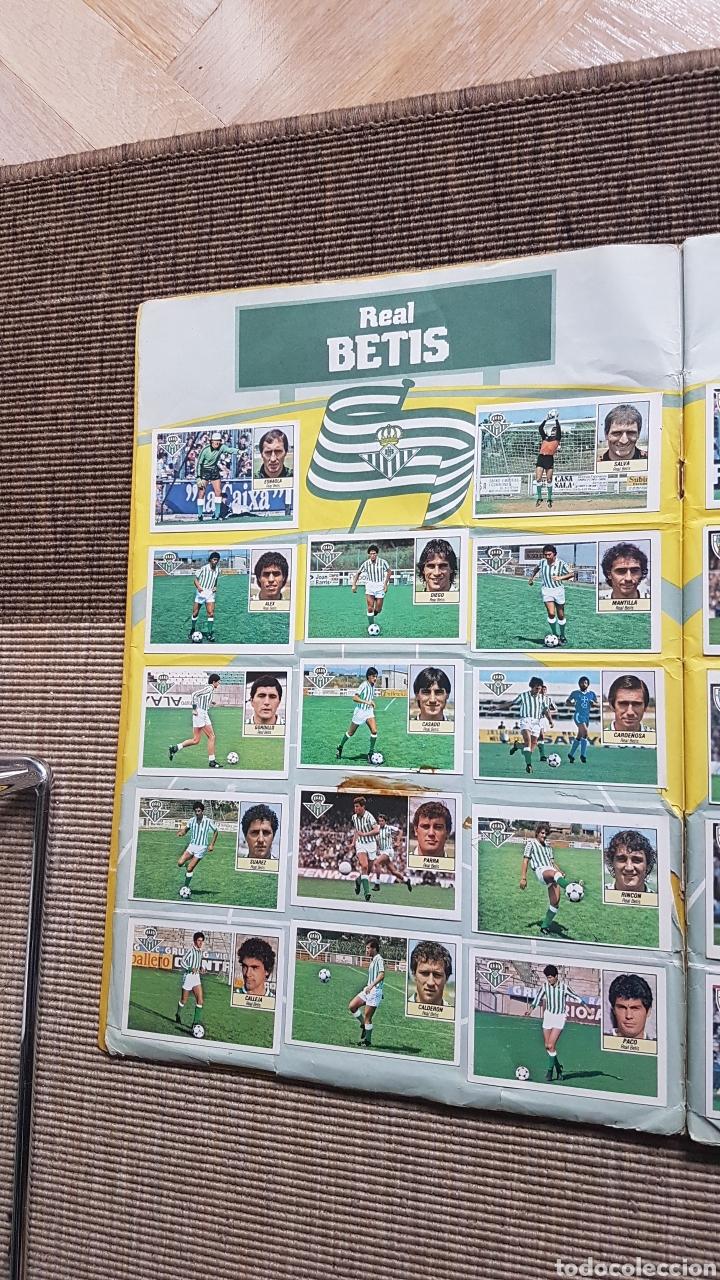 Álbum de fútbol completo: ÁLBUM COMPLETO LIGA ESTE 84 85 1984 1985 CON FRANCIS, SALVA, ADRIANO, BUYO, PATON Y DIFICILES LEER - Foto 3 - 105575507
