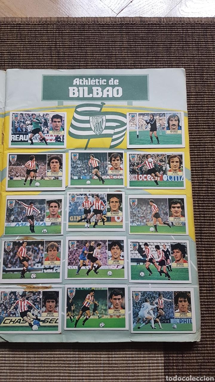 Álbum de fútbol completo: ÁLBUM COMPLETO LIGA ESTE 84 85 1984 1985 CON FRANCIS, SALVA, ADRIANO, BUYO, PATON Y DIFICILES LEER - Foto 4 - 105575507