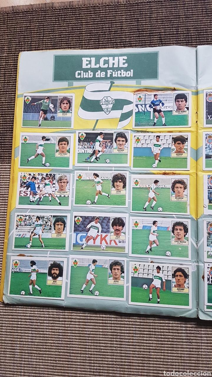 Álbum de fútbol completo: ÁLBUM COMPLETO LIGA ESTE 84 85 1984 1985 CON FRANCIS, SALVA, ADRIANO, BUYO, PATON Y DIFICILES LEER - Foto 5 - 105575507