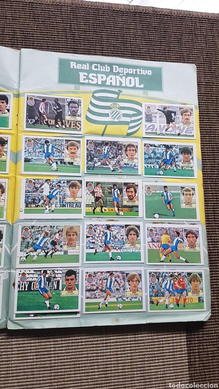 Álbum de fútbol completo: ÁLBUM COMPLETO LIGA ESTE 84 85 1984 1985 CON FRANCIS, SALVA, ADRIANO, BUYO, PATON Y DIFICILES LEER - Foto 6 - 105575507