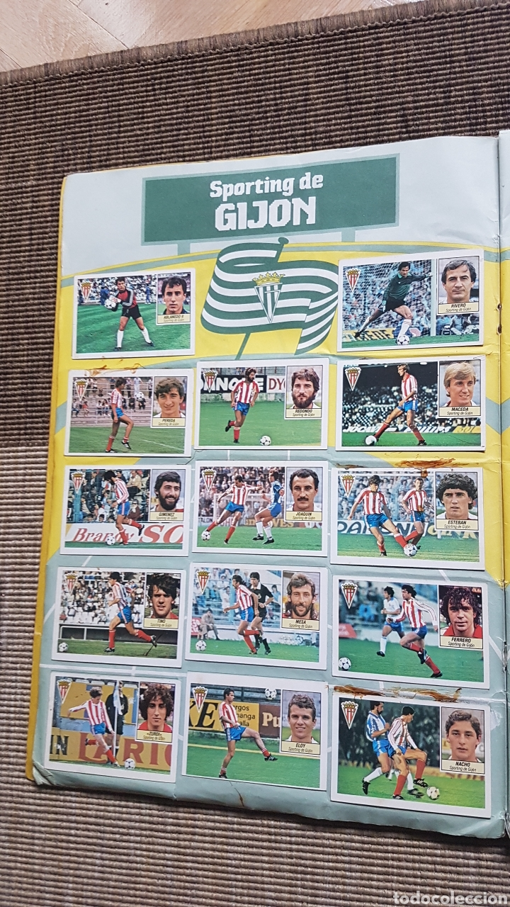 Álbum de fútbol completo: ÁLBUM COMPLETO LIGA ESTE 84 85 1984 1985 CON FRANCIS, SALVA, ADRIANO, BUYO, PATON Y DIFICILES LEER - Foto 7 - 105575507