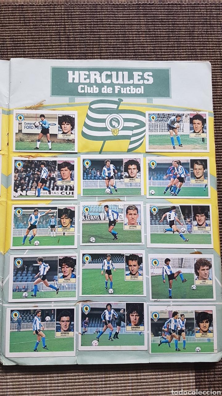 Álbum de fútbol completo: ÁLBUM COMPLETO LIGA ESTE 84 85 1984 1985 CON FRANCIS, SALVA, ADRIANO, BUYO, PATON Y DIFICILES LEER - Foto 8 - 105575507