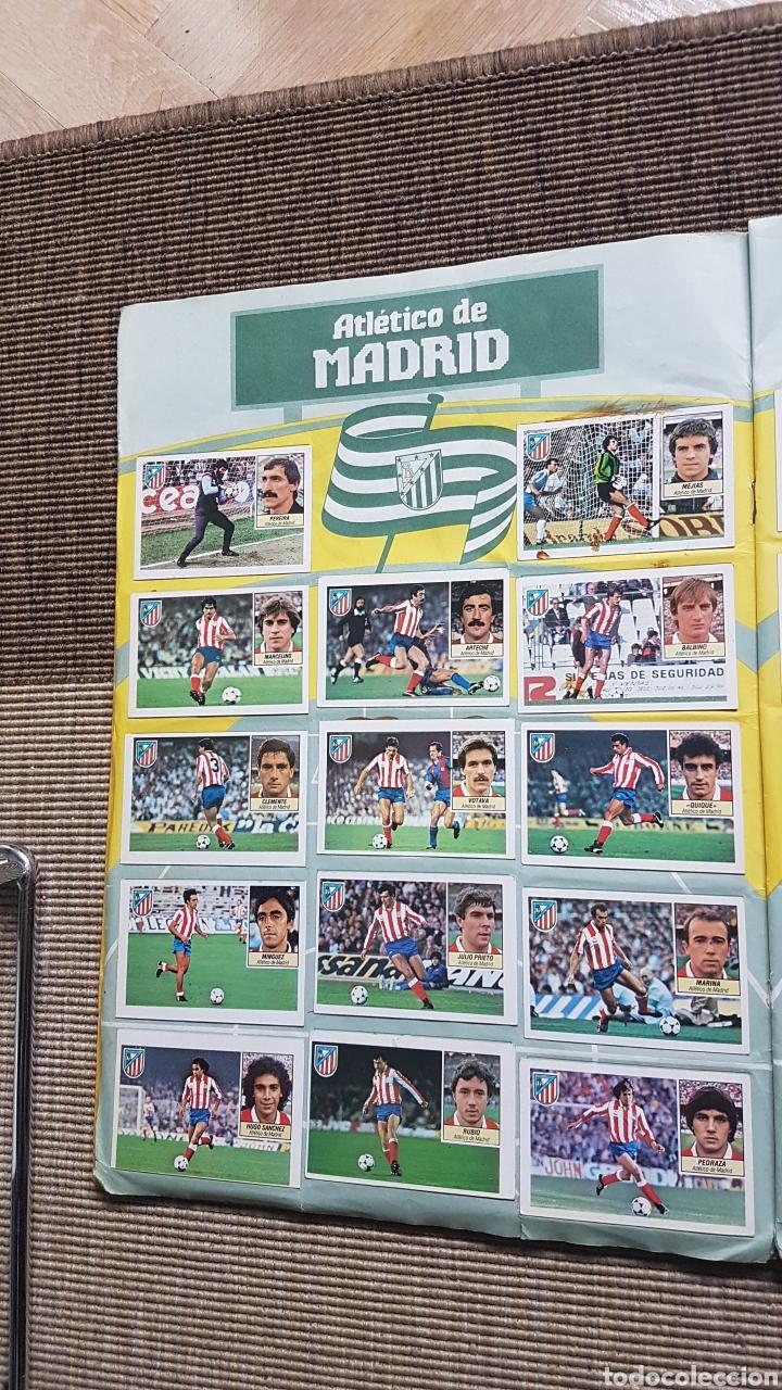 Álbum de fútbol completo: ÁLBUM COMPLETO LIGA ESTE 84 85 1984 1985 CON FRANCIS, SALVA, ADRIANO, BUYO, PATON Y DIFICILES LEER - Foto 9 - 105575507