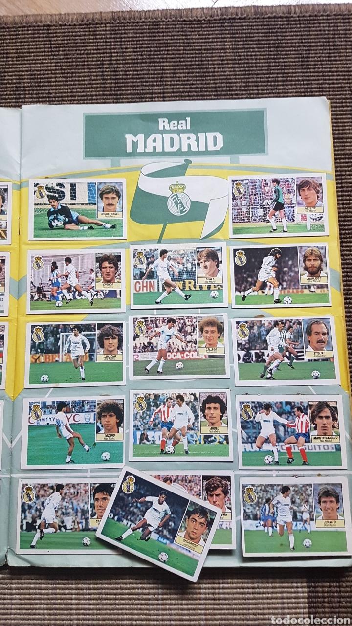 Álbum de fútbol completo: ÁLBUM COMPLETO LIGA ESTE 84 85 1984 1985 CON FRANCIS, SALVA, ADRIANO, BUYO, PATON Y DIFICILES LEER - Foto 10 - 105575507