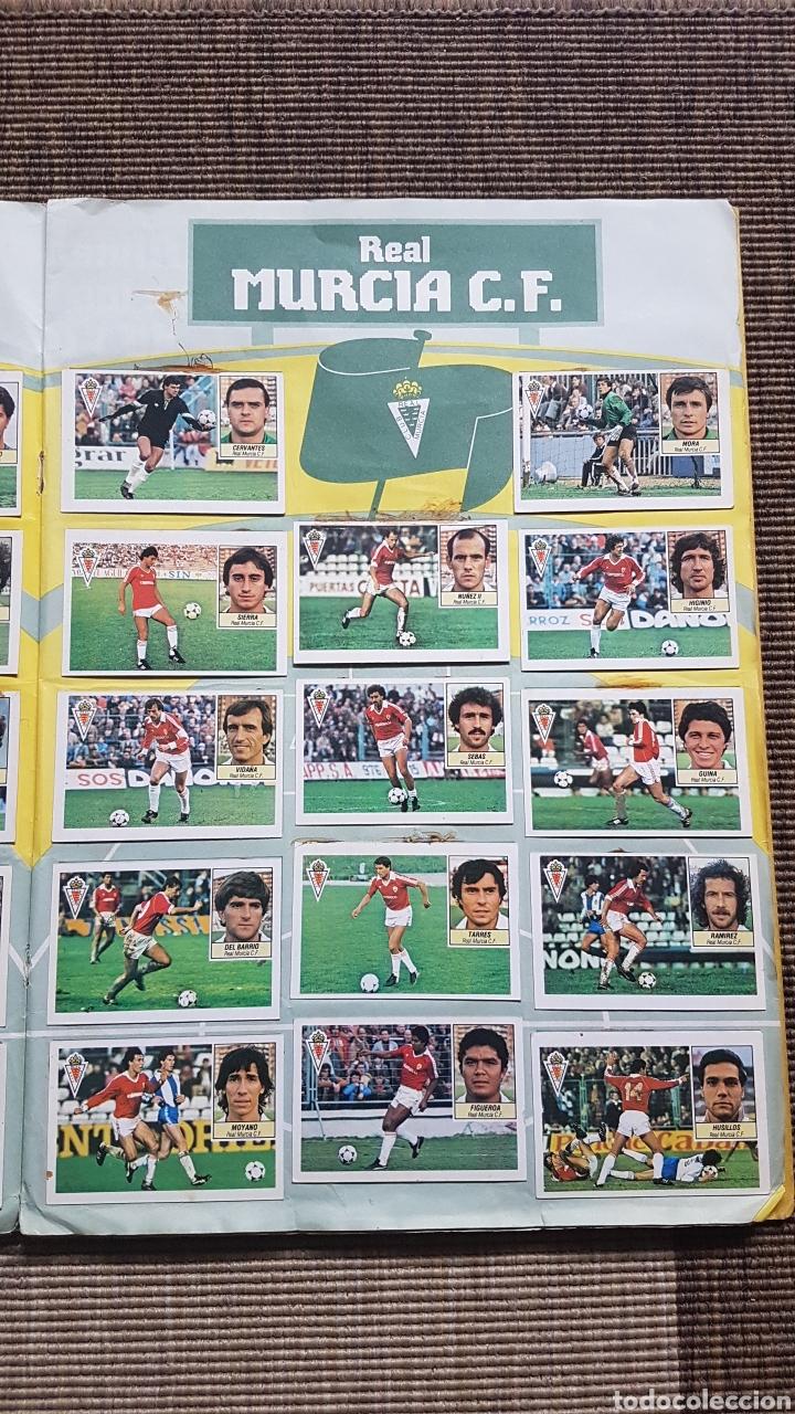 Álbum de fútbol completo: ÁLBUM COMPLETO LIGA ESTE 84 85 1984 1985 CON FRANCIS, SALVA, ADRIANO, BUYO, PATON Y DIFICILES LEER - Foto 12 - 105575507
