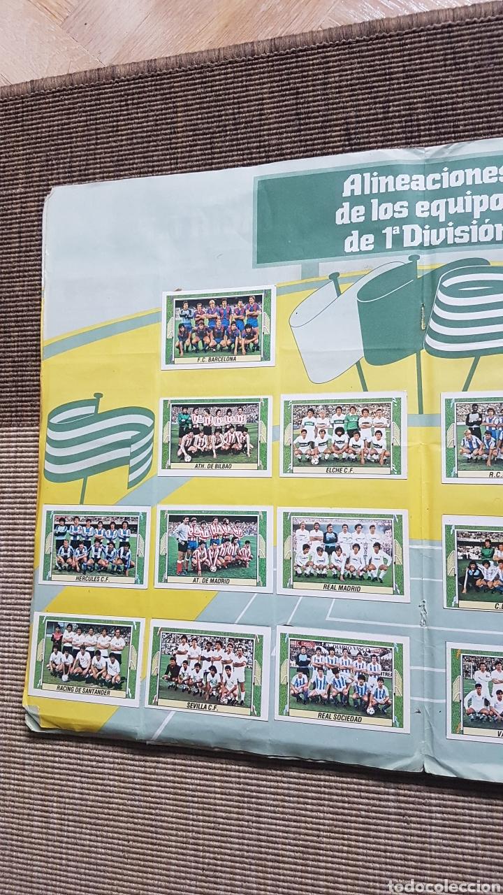 Álbum de fútbol completo: ÁLBUM COMPLETO LIGA ESTE 84 85 1984 1985 CON FRANCIS, SALVA, ADRIANO, BUYO, PATON Y DIFICILES LEER - Foto 13 - 105575507